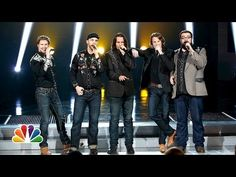 """▶ Home Free: """"Ring of Fire"""" - The Sing-Off - YouTube.  This one made me fall in love with Home Free :)"""