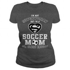Im a super soccer mom so close enough