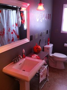 Bloody Bathroom 2 for Halloween