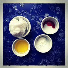 DIY: Coconut Rose Body Butter // Fresh Picked Beauty