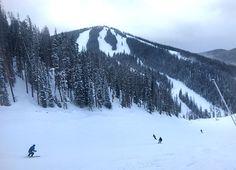 Keystone Colorado, 10 Days, Mount Rainier, January, Campaign, Bring It On, Rest, Content