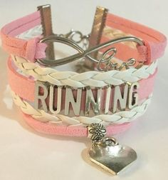 Running Multilayered Fitness Bracelet – Simple Reminders Running Jewelry, Gifts For Runners, Fitness Bracelet, Fitness Gifts, Dainty Jewelry, Black Velvet, Personalized Gifts, Cuff Bracelets, Great Gifts