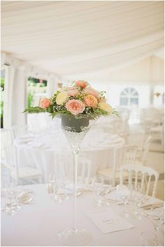 Blush pink marquee wedding | Image by Loove Photography, read more http://www.frenchweddingstyle.com/wedding-chateau-de-changy/ #wedding