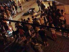 Tiroteio que seria entre gangues rivais acaba com uma pessoa morta e outra ferida em Campina   Gavião da Paraíba