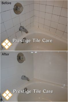 Cleaning And Regrouting Shower Tiles