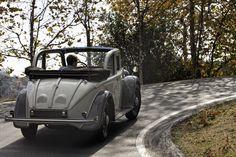 Der Mercedes-Benz 130 der Baureihe W23 wurde von Mercedes-Benz im Jahr 1934 bis 1936 produziert – mit Heckmotor leistet das Fahrzeug 19 kW bei 3400/min mit einer Höchstgeschwindigkeit von 92 km/h. Der Mercedes-Benz 130 (W 23) wird im März 1934 auf der IAMA in Berlin vorgestellt. Er ist zum Zeitpunkt der Präsentation nicht nur der …