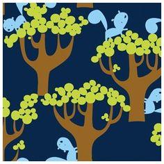 eekhoorn boom