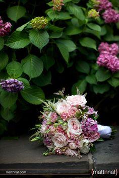 Beautiful, romantic bouquet from a June Wedding!