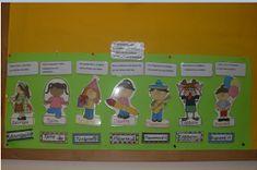 ροζ Classroom Organization, Blog, Calendar, Be Nice, Vivarium, Classroom Setup, Blogging, Classroom Decor, Classroom Management