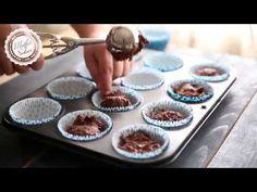 Çikolatalı Kakaolu Muffin - Mutfak Sırları - YouTube