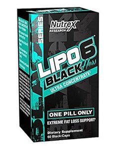 Lipo 6 black ultra concentrado 60 tabs - ´precio ( $380 Pesos ) Nutrex