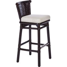 McGuire Furniture: ANTALYA(TM) Laced Rawhide Counter Stool: LO-355Ng