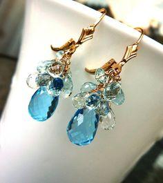 Swiss Suisse Switzerland Bead Flag Earrings - Handmade Bead Work Jewellery klzzb6ok13