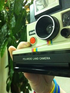 Polaroid One Step, Land Camera