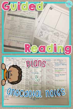 Plan strong guided reading lessons with these differentiated by reading stage lesson plan templates. Each lesson plan provides specific reading behaviors & instructional focus areas to target your students' needs. They are aligned to Fountas and Pinnell letter leveling system & the Strategic Teaching and Evaluation Progress (STEP) assessment. In addition, capture specific student data on the anecdotal notes sheet to make strategic next steps in instruction to help your students grow.