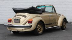 Vw Group, New Starter, Sport Seats, Vw Volkswagen, Beetle, Convertible, Classic Cars, November, Auction