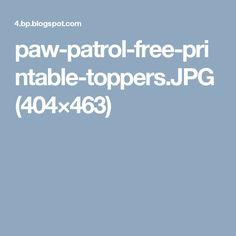 paw-patrol-free-printable-toppers.JPG (404×463)