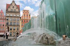 Fontanny we Wrocławiu