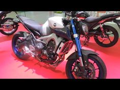 YAMAHA MT-09 2015, Feria de las dos Ruedas 2015 Yamaha Mt 09, Motorcycle, Vehicles, Wheels, Motorcycles, Car, Motorbikes, Choppers, Vehicle