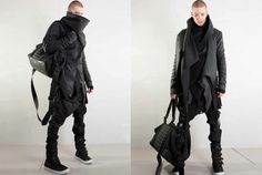 post apocalyptic fashion for men - Google Search