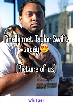 I absolutely love Taylor swift but I'm sorry this is kinda of funny