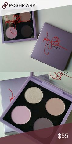 Authentic MAC x Kelly Osborne Eyeshadow Quad BRAND NEW IN BOX! Never used, never swatched! Bloody Brilliant Eyeshadow Quad by Kelly Osborne from MAC x Osborne Collection, released Summer 2014. Please do your research for swatches!  *Price is FIRM, save 30% by bundling!* MAC Cosmetics Makeup Eyeshadow