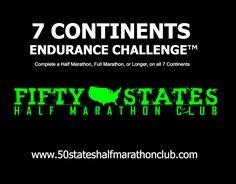 www.50stateshalfmarathonclub.com 50 States HALF Marathon Club™  Join the Journey…
