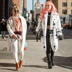Street Style Njujork: Moda iz snova   Blender Online