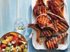 Learn how to make Grilled Soy-Glazed Pork Chops . MyRecipes has 70,000+ tested recipes and videos to help you be a better cook