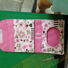Porta fralda e lenços bebe
