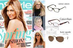 Celeb-Inpsired Eyewear: Jennifer Aniston