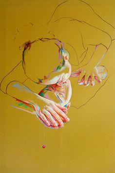 Saatchi Online Artist: Cristina Troufa; Mixed Media,...