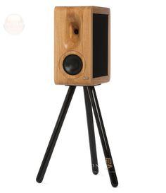 Mono and Stereo High-End Audio Magazine: NEW 8MMAUDIOLAB PIU LOUDSPEAKERS