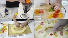 Receta de Roscón de Reyes con Thermomix paso a paso 1