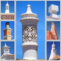 Algarve, Portugal, Moorish, Rooftop, Colonial, Traveling By Yourself, The Originals, Architecture, Houses