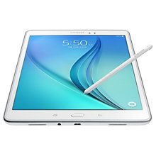Samsung Galaxy Tab A Tablet and S Pen