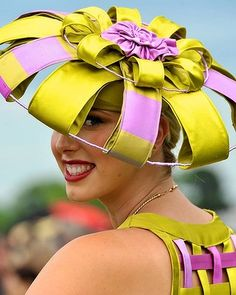 The Melbourne Cup.(Spring Racing Carnival) Melbourne Australia 2012