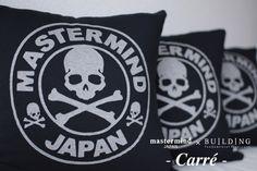 Mastermind Japan x Building Pillow, 29-10-2012, Hankuy Men's, Tokyo