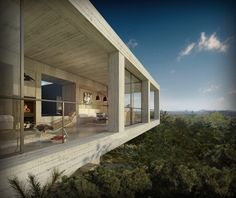 solo house by pezo von ellrichshausen architects 3