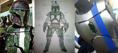 Star Wars Mandalorian Armor DIY Build Mandalorian Armor, Prop Making, Star Wars, Stars, Prints, Diy, Bricolage, Starwars, Handyman Projects