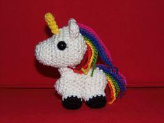 free unicorn pattern