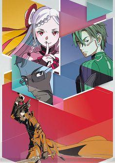 Sword Art Online: Ordinal Scale - New Key Visual/ Original Character Designs - Imgur