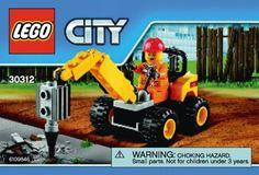 LEGO City: Demolition Driller