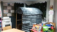 Made for classroom display world war 2 Class Displays, School Displays, Classroom Displays, World History Classroom, Ap World History, World War 2 Display, Anderson Shelter, National History Day, Role Play Areas