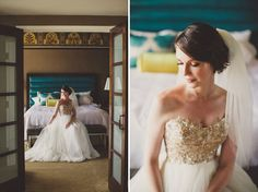 Playful + Elegant San Diego Wedding: Lauren + Hank | Green Wedding Shoes Wedding Blog | Wedding Trends for Stylish + Creative Brides