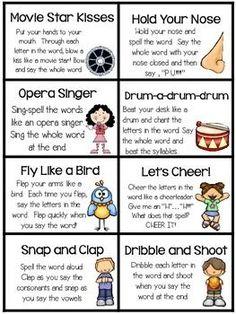 SIGHT WORD CHANTS & CHEERS FREEBIE - TeachersPayTeachers.com