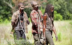 New Photos from THE WALKING DEAD Season 4