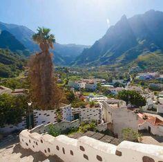 Valle de Agaete, Gran Canaria, Spain