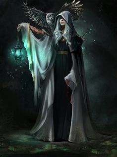 Enchantress by Julia Kovalyova art magic Fantasy Art Watch Fantasy Artwork, Fantasy Rpg, Medieval Fantasy, Fantasy Witch, Final Fantasy, Fantasy Magician, Lady Fantasy, Fantasy Fashion, Fantasy Fairies