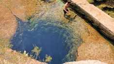 Jacob's Well Is a Dangerous Natural Wonder Jacobs Well, Old Factory, Osaka Japan, Texas Hill Country, Water Quality, Halloween Activities, Vintage Travel Posters, Months In A Year, Natural Wonders